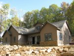 New residential construction in southeastern Pennsylvania.