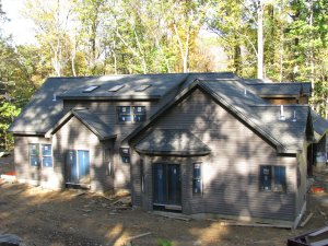 Construction of New Home in Chester County, Pennsylvania